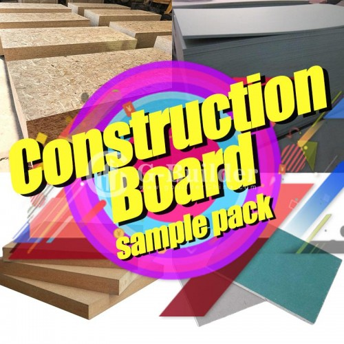 Construction Board Sample Pack